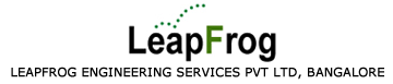 LeapFrog Engineering Services Pvt Ltd, Bangalore.